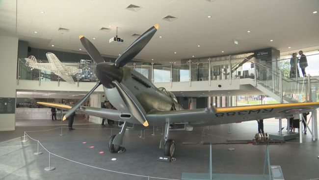 170921-spitfire restored rochester