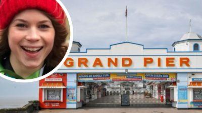 grand pier safe space sarah everard