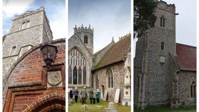 Churches Suffolk