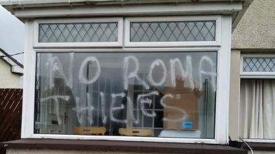 Syrian family home attacked in Newry in hate crime   UTV   ITV News