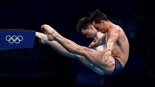 Tom Daley hopes gold medal inspires LGBT community to 'achieve anything'