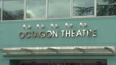 Octagon Theatre ITV News