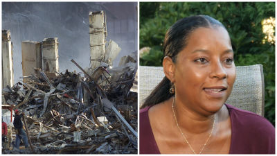 Genelle Guzman-McMillan on Surviving the September 11th Attack in NYC