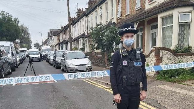 Essex Police are investigating a suspected murder at Westcliff-on-Sea