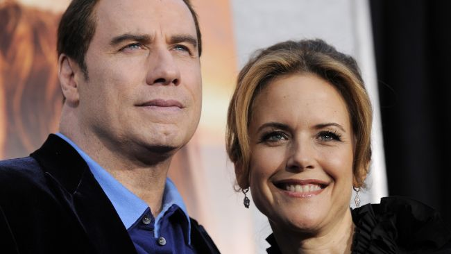 Kelly Preston, wife of John Travolta, dies