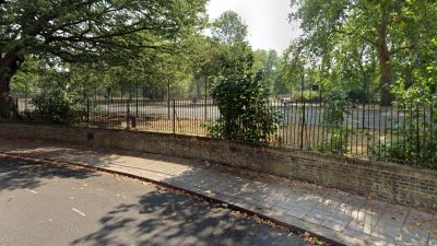 Myatt's Field Park in Lambeth