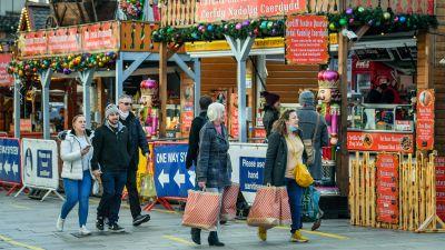 161220 Christmas shopping