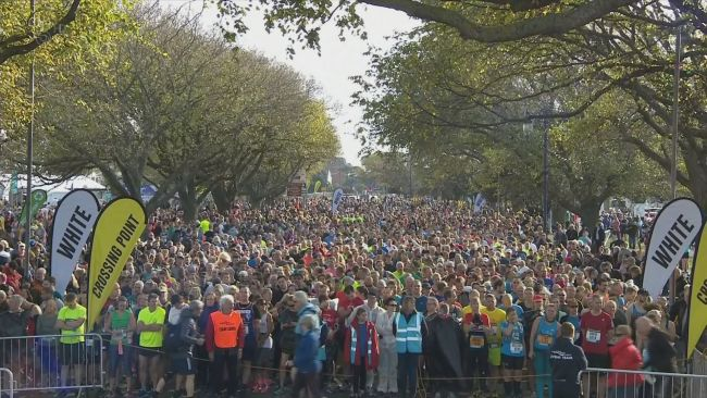 The pandemic has of course dealt so many sporting events a real blow, and many have not been able to take place at all. One is the Great South Run.