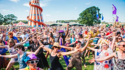 Shambala festival in Northamptonshire has been cancelled for the second consecutive year.