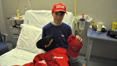 Family Photo / Welsh Ambulance Service