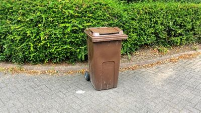 Brown bins will not be collected from August 4 but the service is planned to resume on August 16