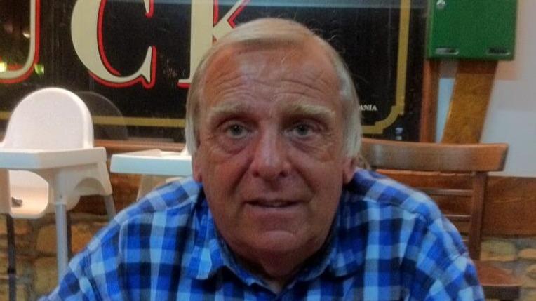 ITV West Country News: Heartbreak at death of legendary Bristol Rovers fan