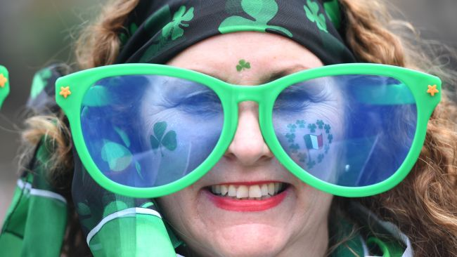 Mayor of London's St Patrick's Day Parade and Festival in London