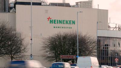 Heineken Brewery, Manchester