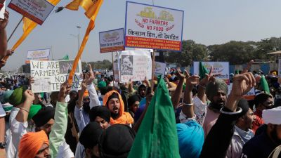 Why are hundreds of thousands of farmers protesting in India ...
