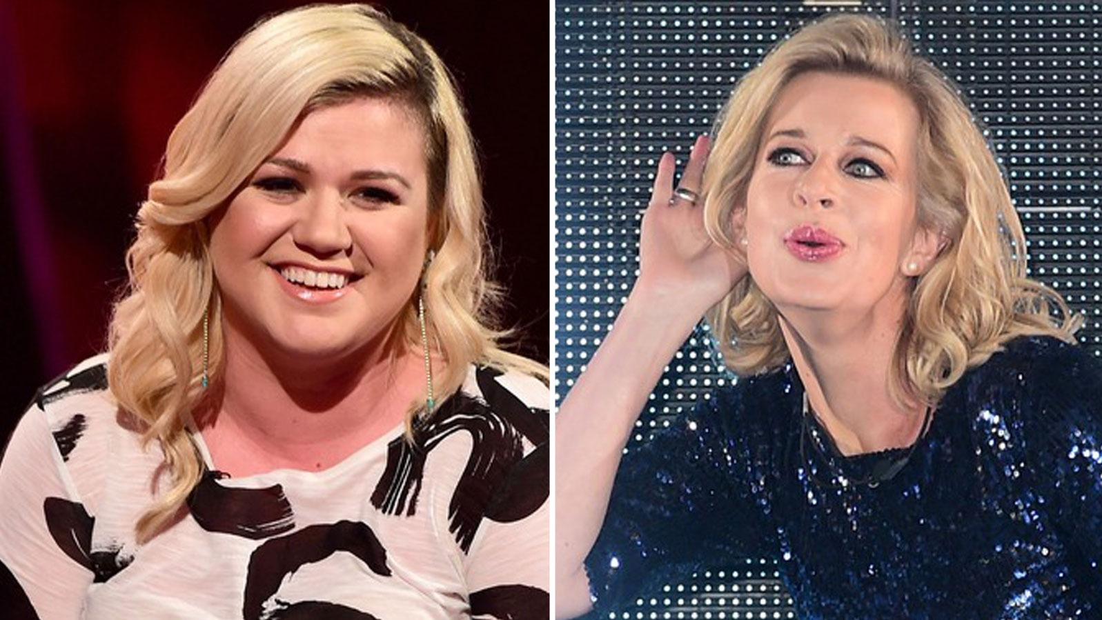 Kelly Clarkson Says I M Awesome After Katie Hopkins Fat Jibes Itv News