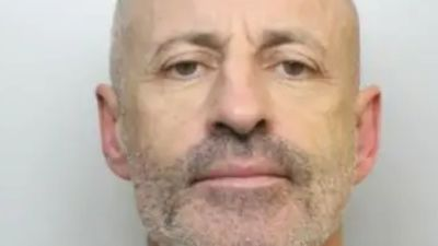 Police issued mugshot of Antonio Segura, who has been jailed for drug dealing. Credit: Avon and Somerset Constabulary.