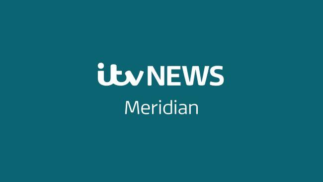 ITV News logo for the Meridian region.