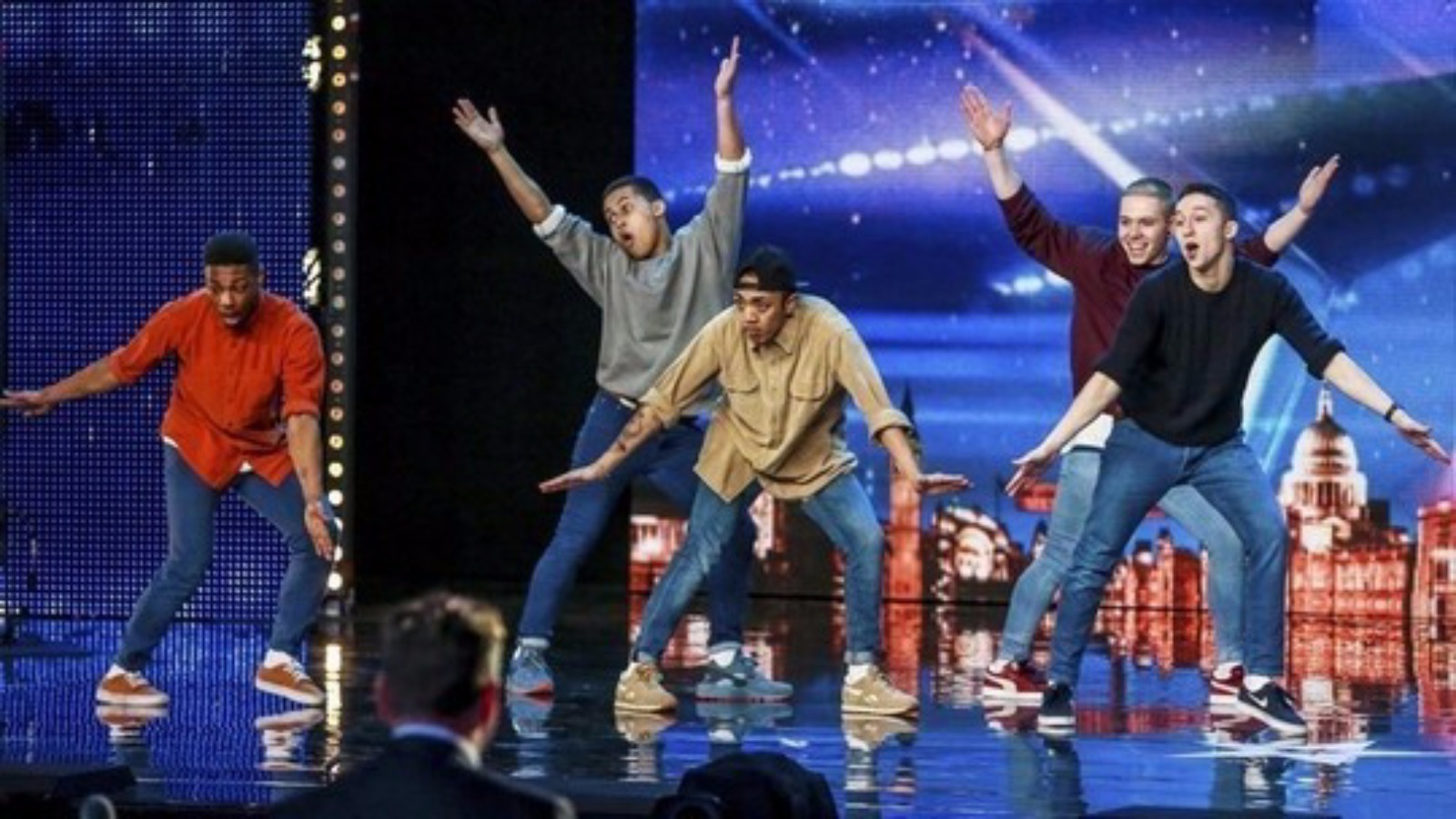 Boyband Impress During Britain S Got Talent Audition Itv News