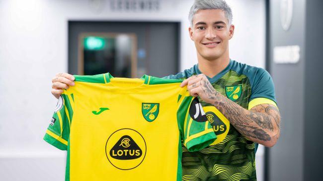Mathias Normann has joined Norwich City.