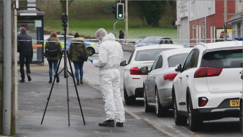 Murder Investigation Launched After Dudley Shooting Central Itv News