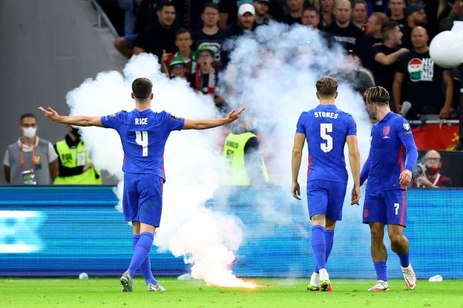 FIFA punish Hungary for racist behaviour of fans against England   ITV News