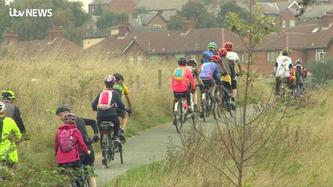 Screenshot of Tandem Trekkers in Huddersfield