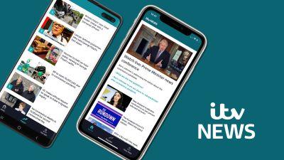 ITV News app