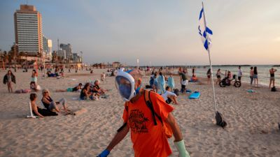 Israel, with its high vaccination rates, could be a popular holiday destination for Britons this year, if international travel is permitted.