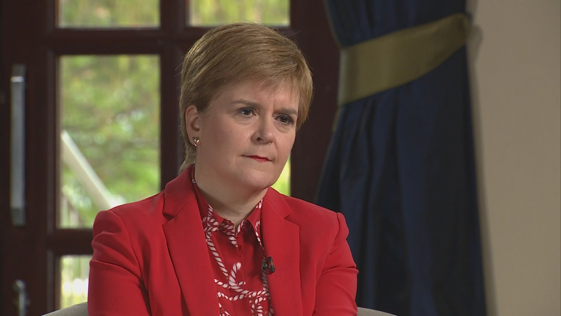 SNP leader insists her government has not forgotten south west Scotland   ITV News