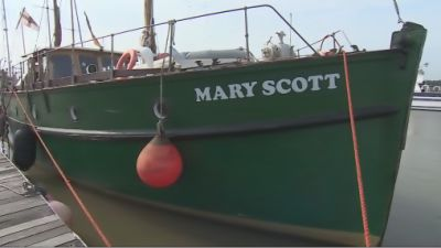 Mary Scott, former Southwold lifeboat