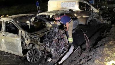 Suspected arson attack in Bodmin