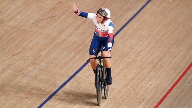 Dame Sarah Storey gold