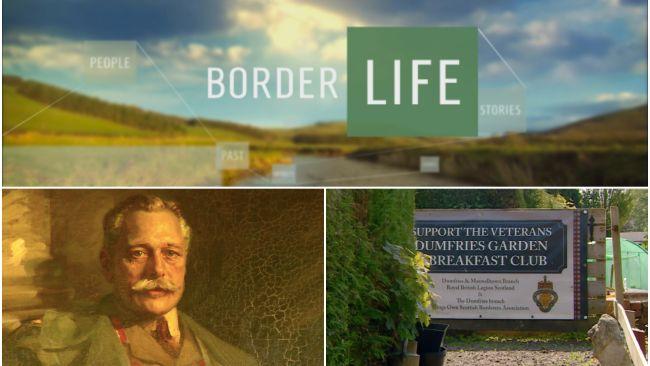 120721 - BRITISH LEGION BORDER LIFE - ITV BORDER