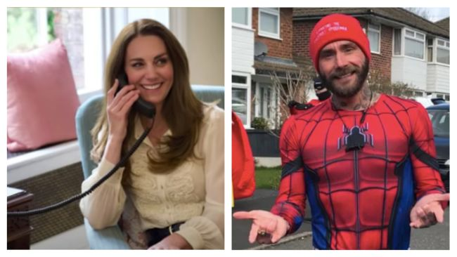 stockport spiderman and duchess