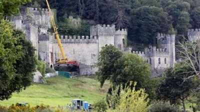 220920 Gwyrch castle
