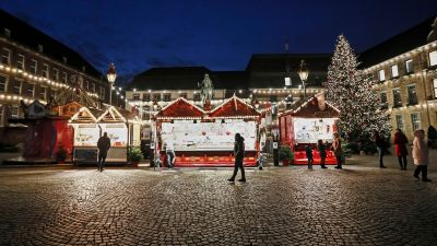 Germany and other European countries are adopting different measures over Christmas.