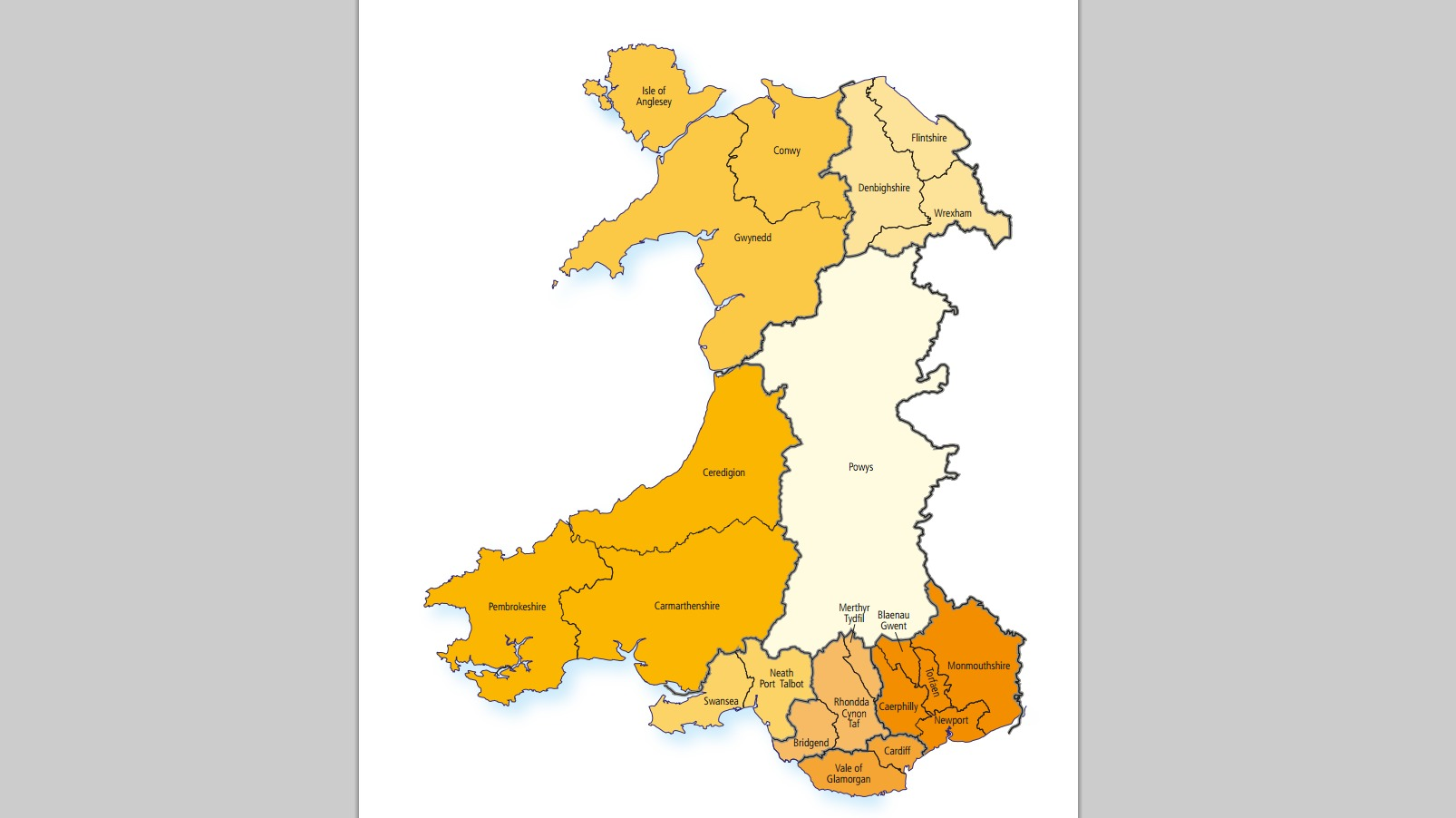 Picture of: Why Does The Welsh Council Map Keep Changing Wales Itv News