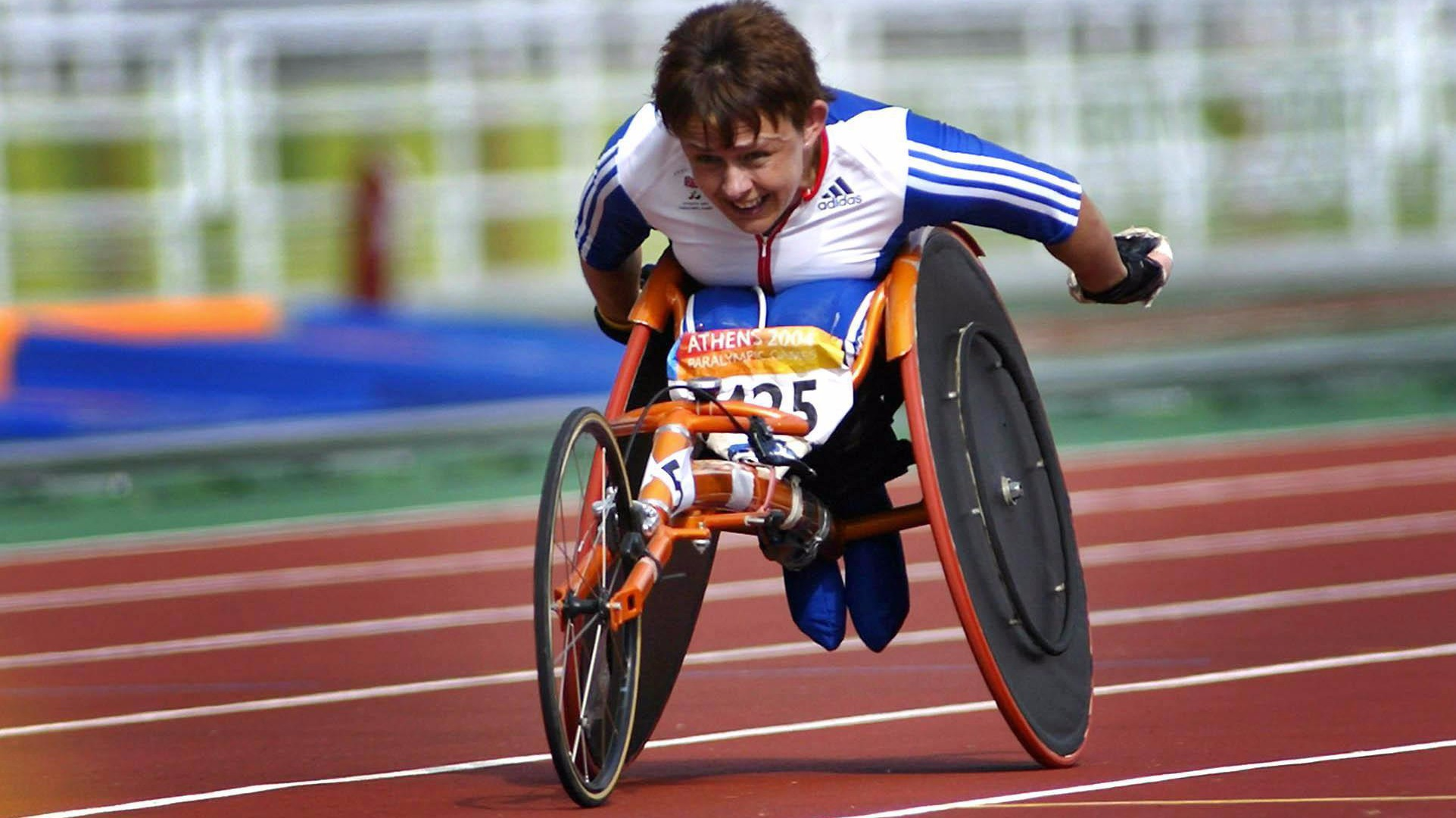 Tanni Grey-Thompson delighted by chancellor role | ITV News Tyne Tees