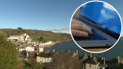Gigabit per second download speeds will soon be coming to Cornwall