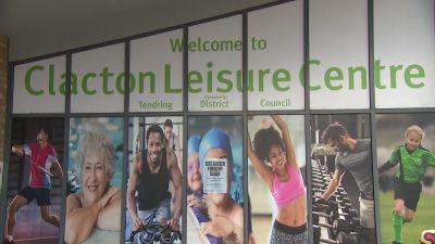 10/1/21 clacton leisure centre