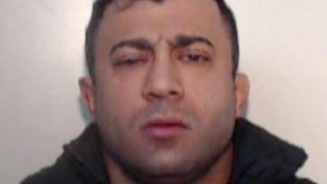 Behnam Farzaneh-Baghbanan jailed for 8 and a half years.