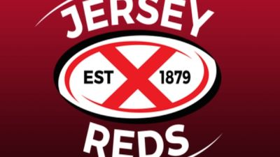 The Jersey Reds logo.