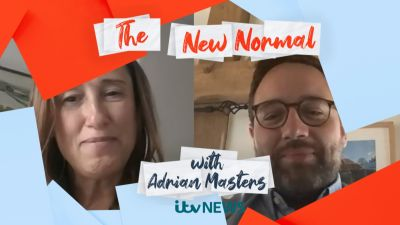 The New Normal with Adrian Masters guests, ITV Wales