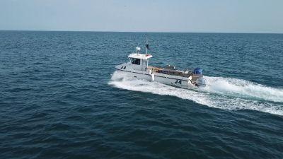 Jersey Fishing Boat