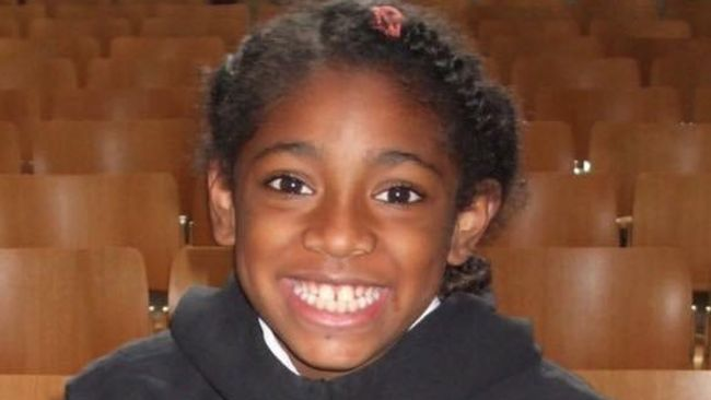 Undated family handout file photo of Ella Kissi-Debrah. A coroner is due to make a ruling in the inquest of the nine-year-old girl which could see air pollution listed as a cause of death for the first time in the UK.