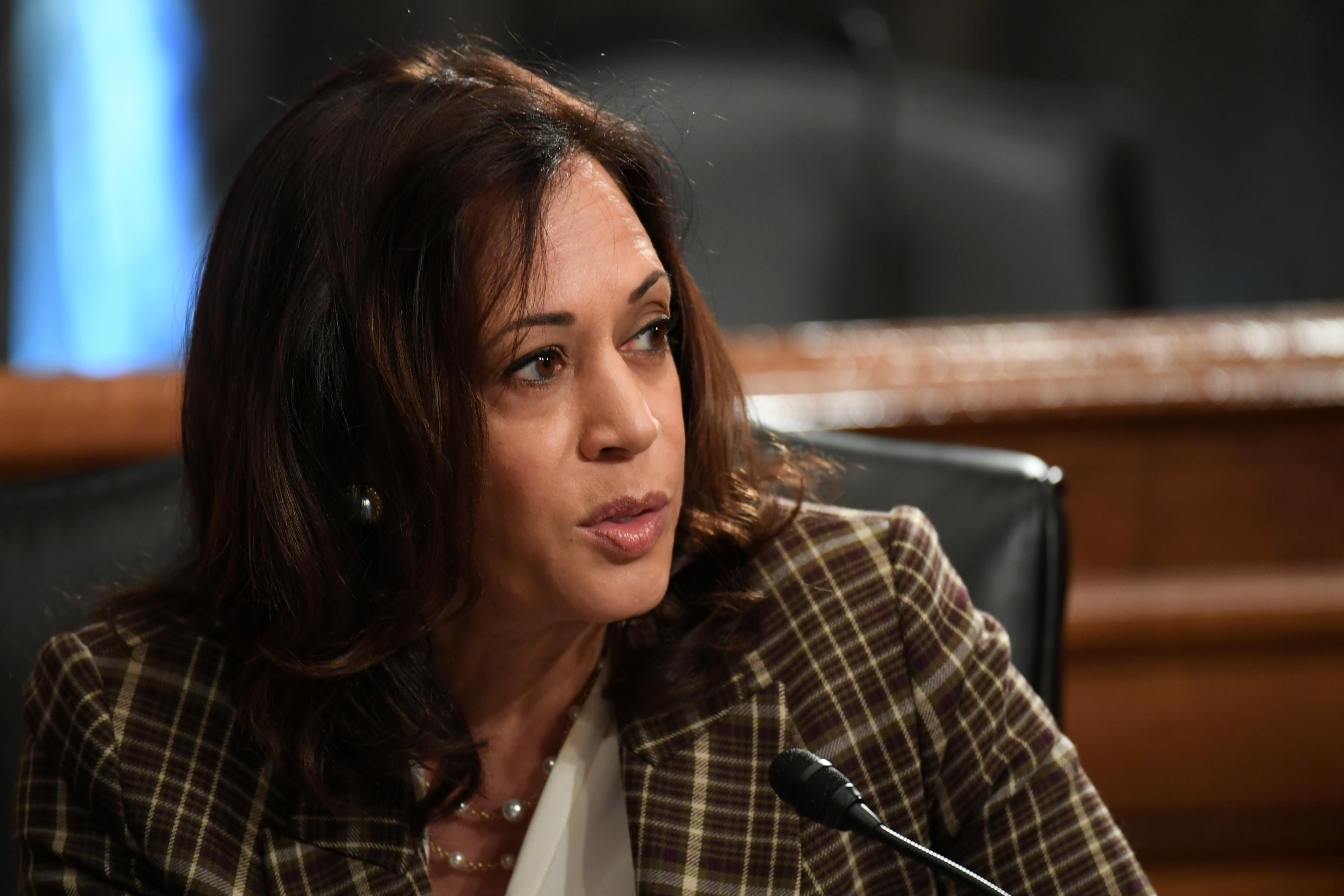 Joe Biden Selects California Senator Kamala Harris As Running Mate Itv News