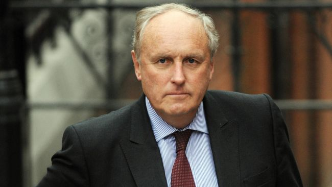 Former Daily Mail editor Paul Dacre