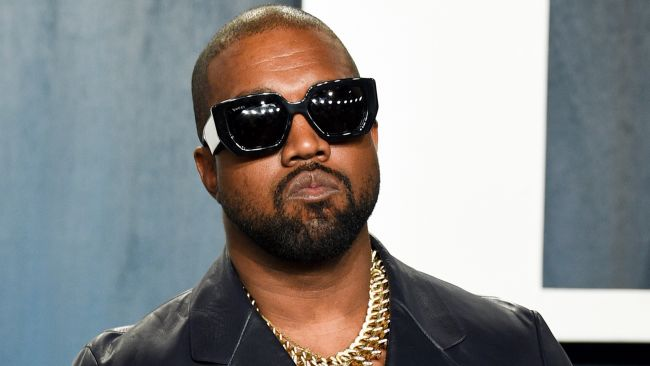 Ye, formerly known as Kanye West.