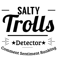 Salty Hacker News Trolls